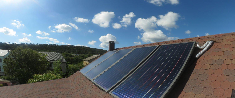 установка солнечных батарей в Крыму