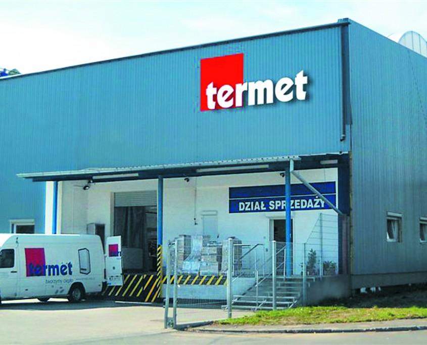 фото завода Termet
