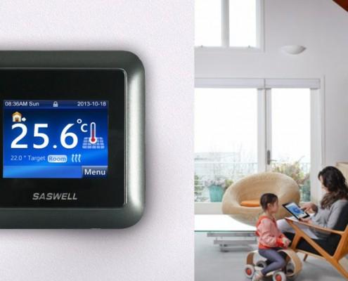 управления комнатным термостатом