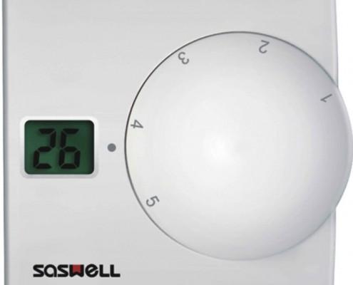 Установка комнатного термостата