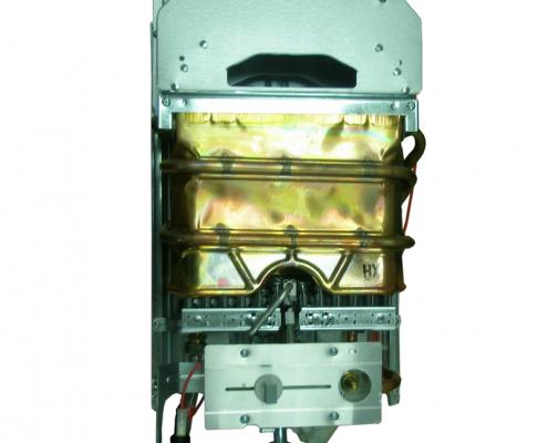 Газовая колонка Bosch изнутри
