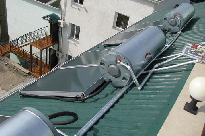 солнечная система в частной гостинице
