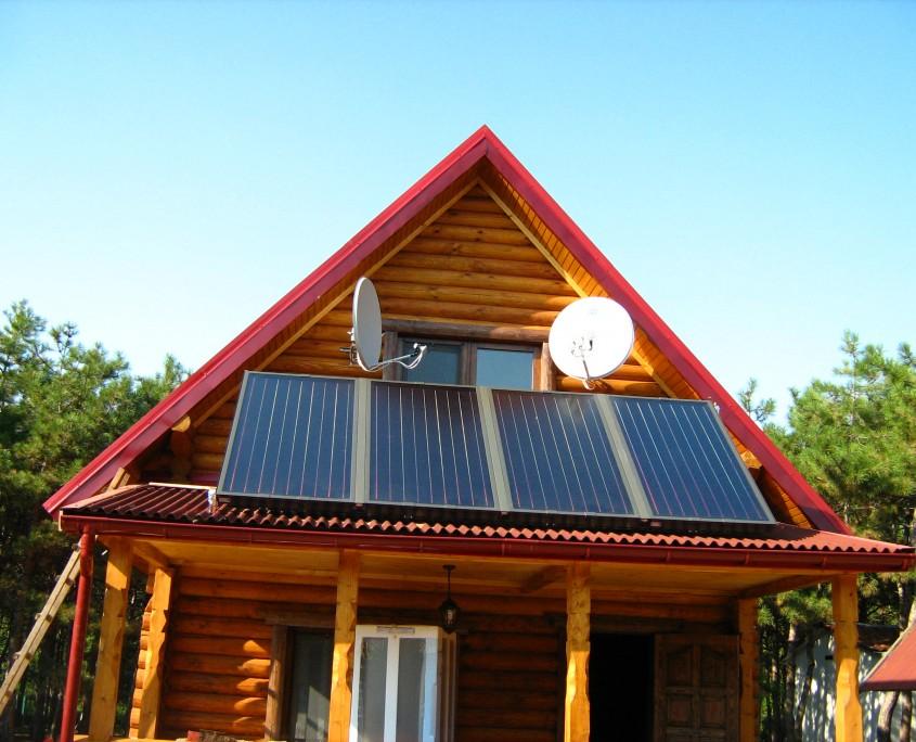 Солнечная система на даче