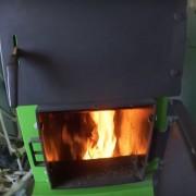 Как топить котел