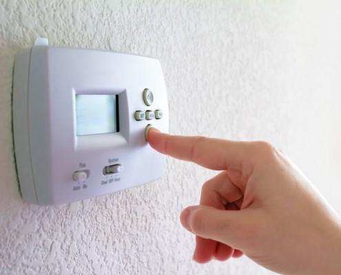 Использование термостата