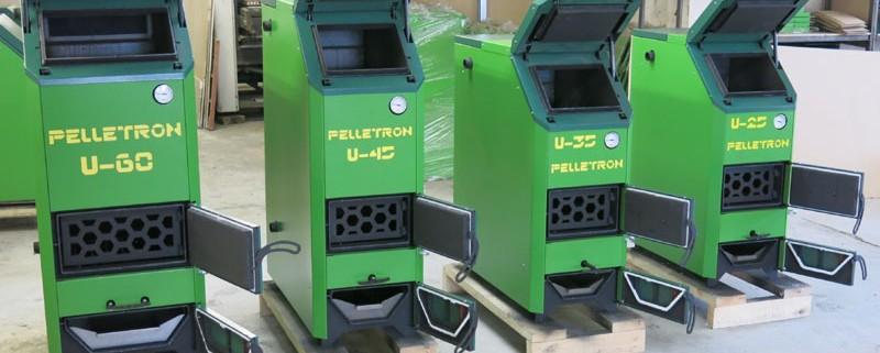 Pelletron U 25 фото